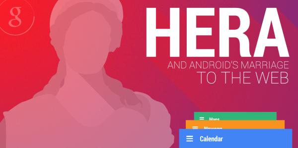 Projekt Hera spojí Android, Chrome a vyhledávání