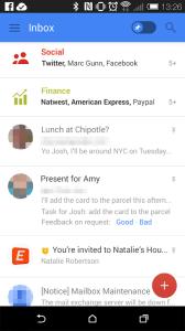 Takto údajně bude vypadat nový Gmail