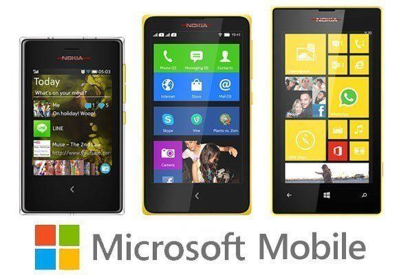 nokia microsoft mobile 1