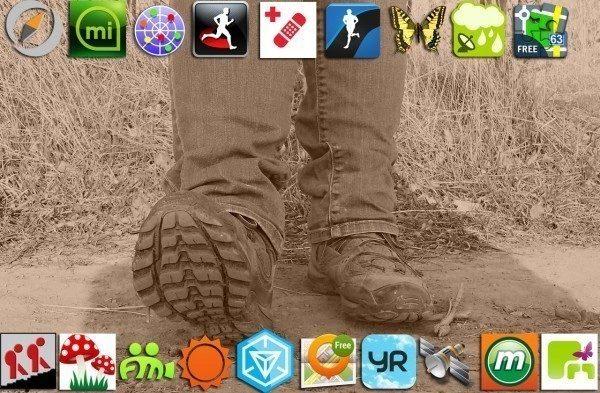 Čtenáři doporučují: 19 aplikací na jarní výlet