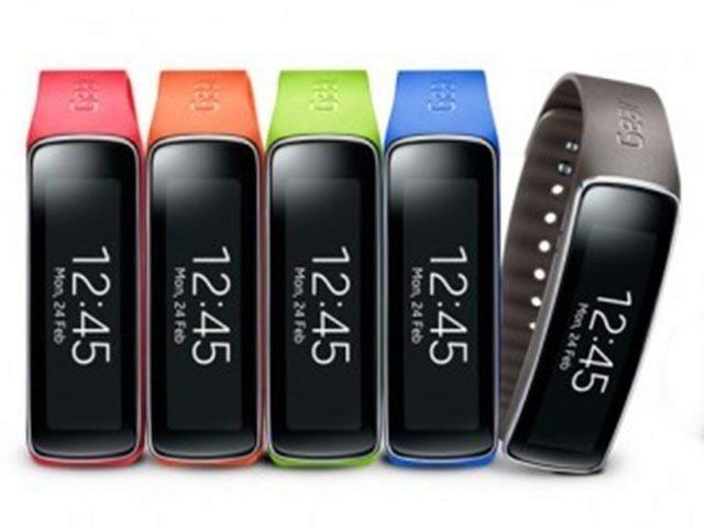 Samsung Galaxy Gear Fit náramek náhled