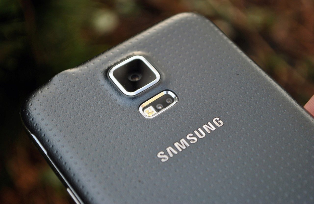 Samsung Galaxy S5 ico