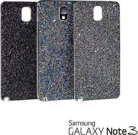 V únoru Samsung představil luxusní kryty a náramky pro Galaxy Note 3