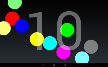 Sony Xperia Z2 Tablet - 10 prstů