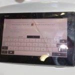 Sony Xperia Z2 Tablet - Vodotěsnost 3