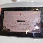 Sony Xperia Z2 Tablet - Vodotěsnost 4