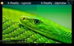 Sony Xperia Z2 Tablet - X-Reality
