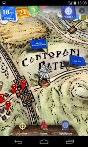 sorcery map