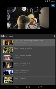 youtube artist mix