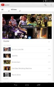 youtube click mix