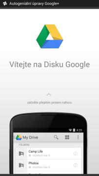 Disk Google 1.3