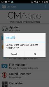 CMapps: stažení aplikace