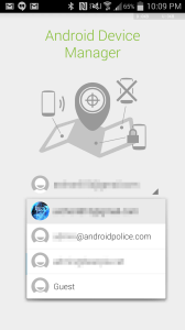 Android Device Manager 1