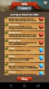 battle gem - schopnosti
