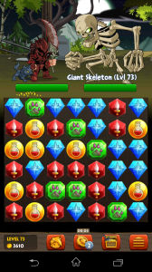 battle gems - souboj
