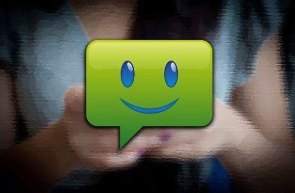chomp SMS: na textovky s plnou polní