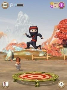 Clumsy Ninja 2