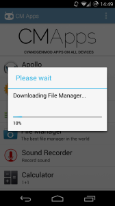 CM Apps - Cyanogenmod Apps 2