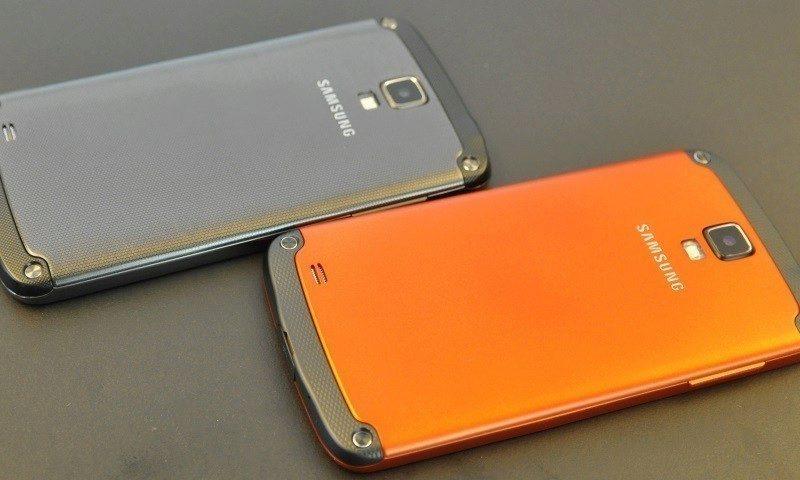 Loňský model Samsung Galaxy S4 Active
