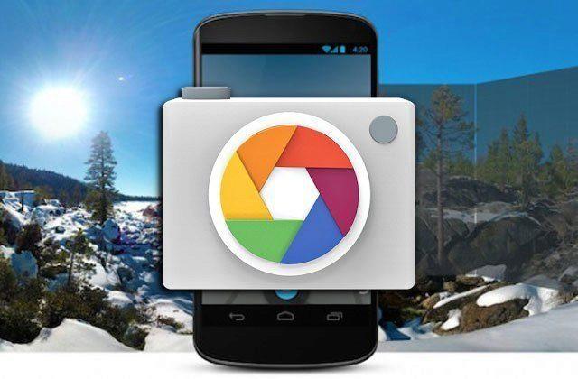 Fotoaparát Google: aktualizace přidává časovač, nová panoramata a fotky s poměrem stran 16:9