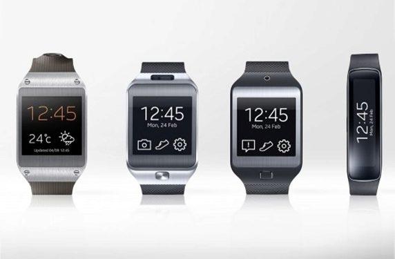 Porovnání modelů Samsung Galaxy Gear