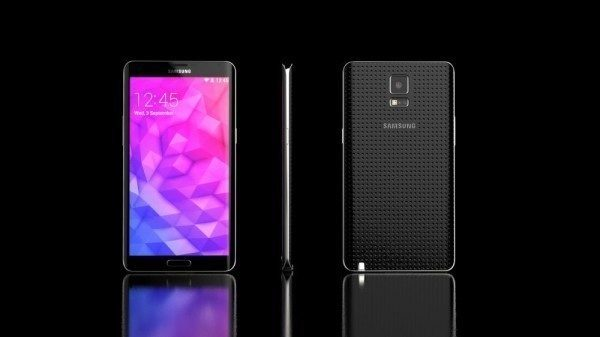 Samsung Galaxy Note 4 dle představy Ivo Marice
