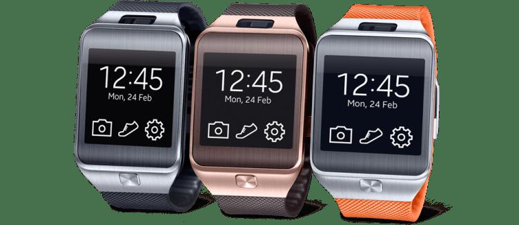 Možnost sladit hodinky Samsung Gear 2 s vaším stylem