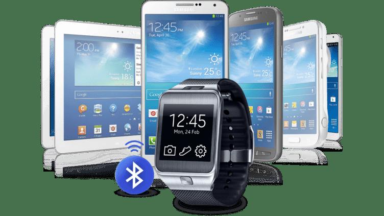 Galaxy Gear 2 jsou kompatibilní se zařízeními Samsung