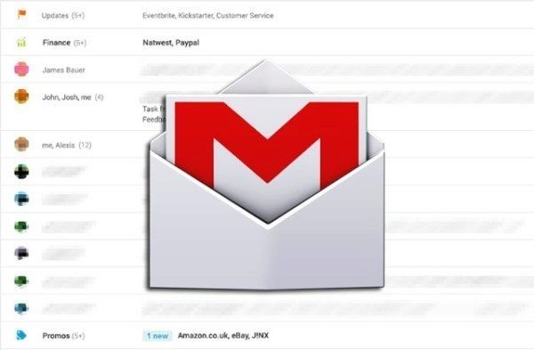 Google chystá velký redesign webové aplikace Gmail