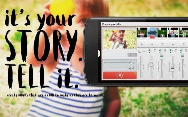 Stříhejte originální videa na vašem Androidu s aplikací trakAx