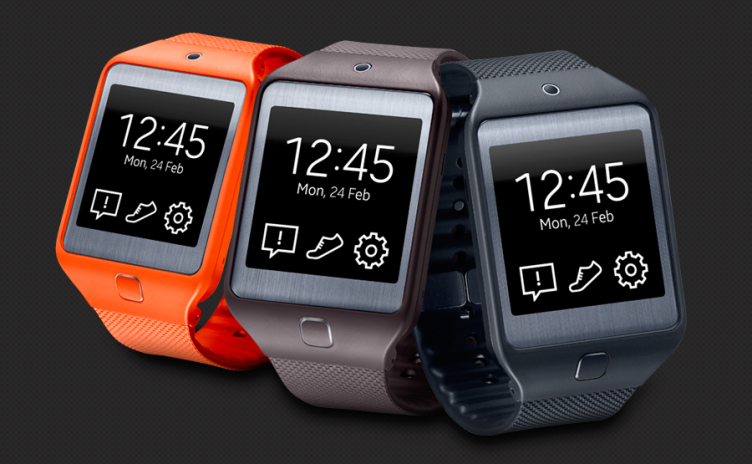 Samsung Galaxy Gear 2: chytré hodinky se systémem Tizen