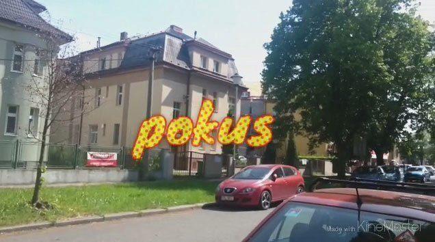 Verze zdarma do exportovaného videa vkládá vodoznak s textem Made with KineMaster