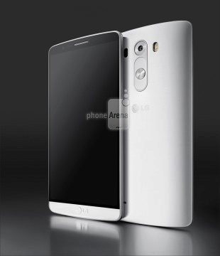 G3 v bílé barvě