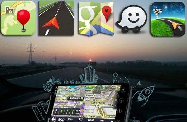 SvětAndroida doporučuje: 5x navigace pro Android