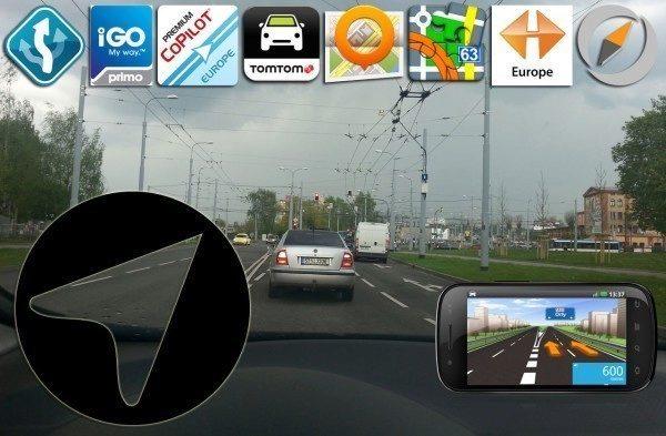 Čtenáři doporučují: 8x navigace pro Android
