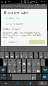 Podpora platebního systému PayPal