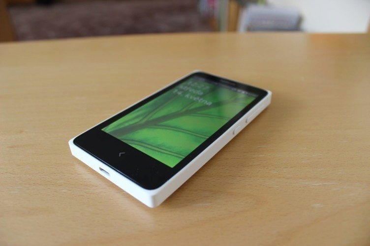 Nokia X recenze