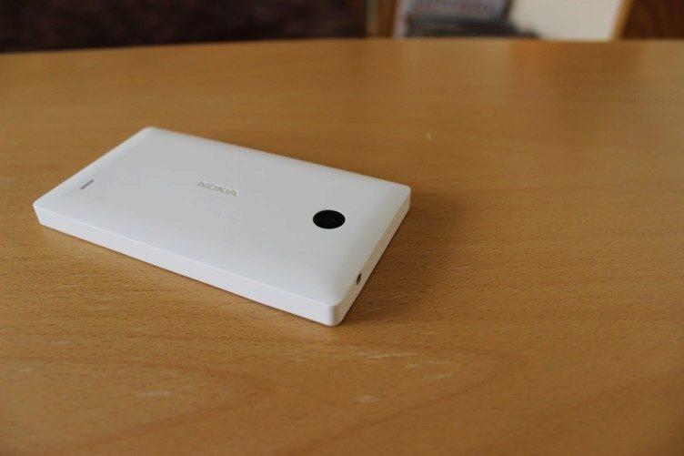 Nokia X recenze - fotoaparát