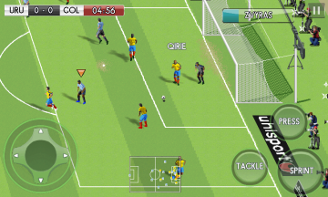 Nokia X recenze - Real Football 2