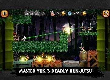 Nun Attack Origins Yuki 1