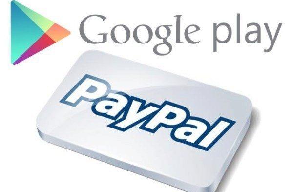 Obchod Play nově podporuje platby přes PayPal ve 12 zemích