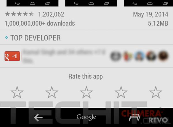 Příští verze Androidu možná přinese nová navigační tlačítka