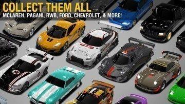 Na výběr jsou licencované vozy
