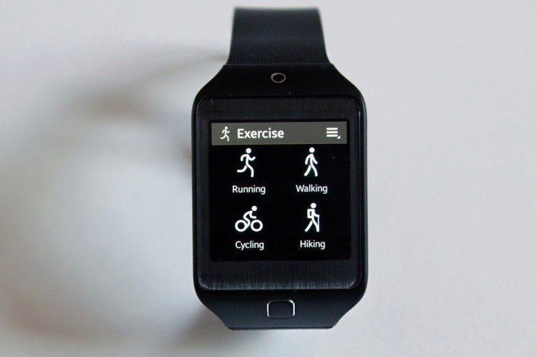 Samsung Gear 2 Neo cvičení 1