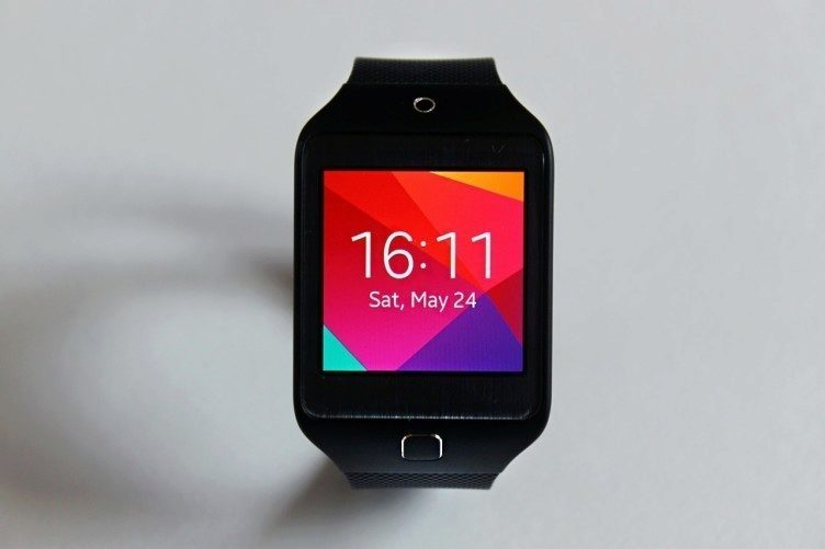 Samsung Gear 2 Neo displej