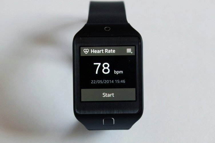 Samsung Gear 2 Neo Heart Rate