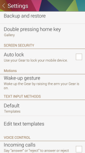Samsung Gear 2 Neo Manager 9