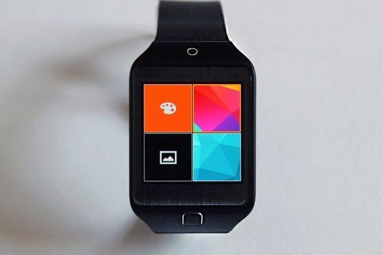 Samsung Gear 2 Neo prostředí 2
