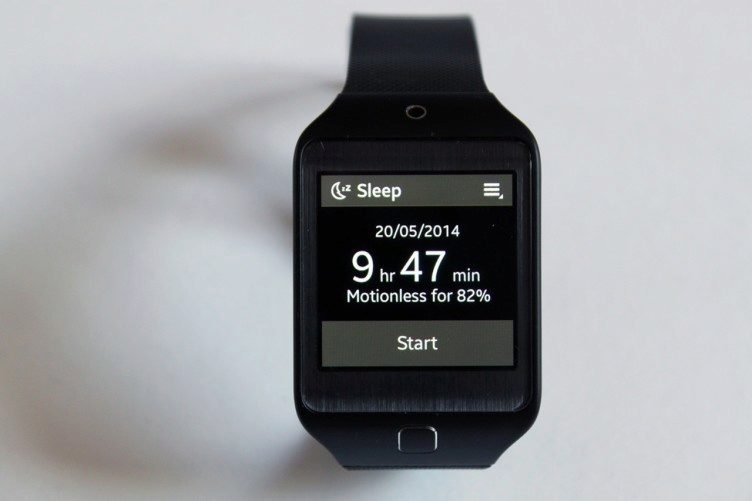 Samsung Gear 2 Neo Sleep