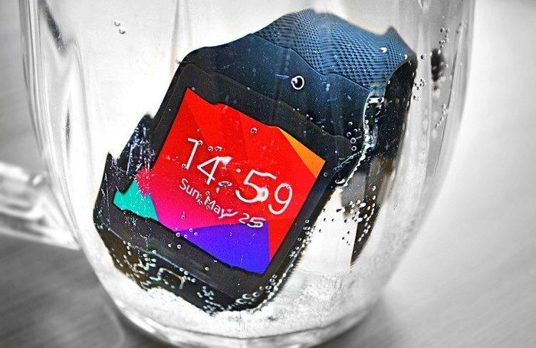 Samsung Gear 2 Neo vodotěsnost